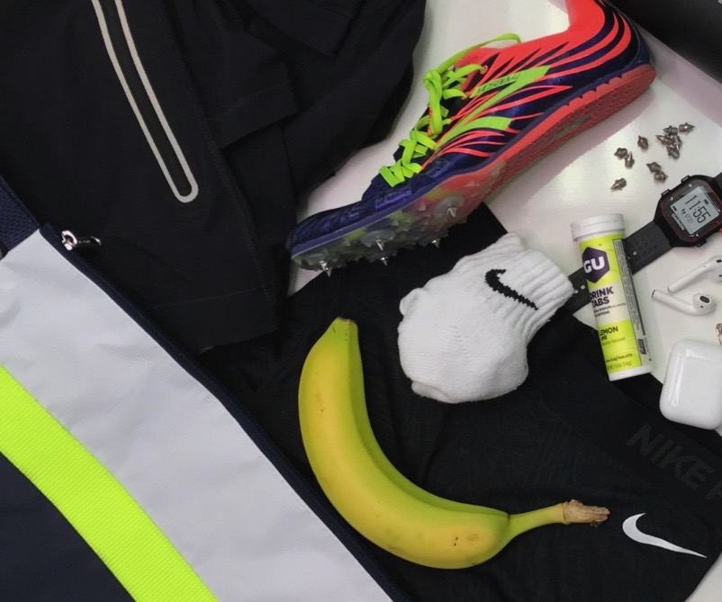 Gear to pack for a track meet